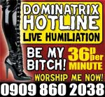 Domination Hotline